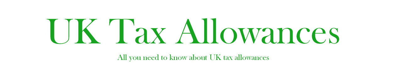 UK Tax Allowances
