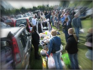 The allowance could also include people who make money buying and selling at car boot sales